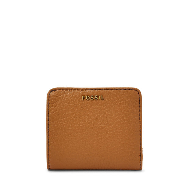 Fossil Swl1577216 Madison Mini Wallet Saddle