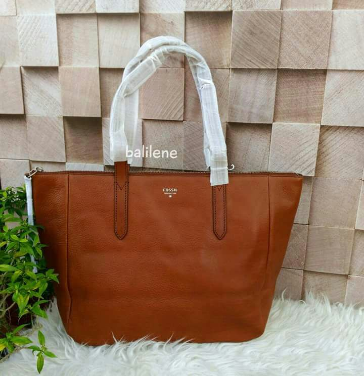 Fossil ZB5487200 Sydney Shopper Brown