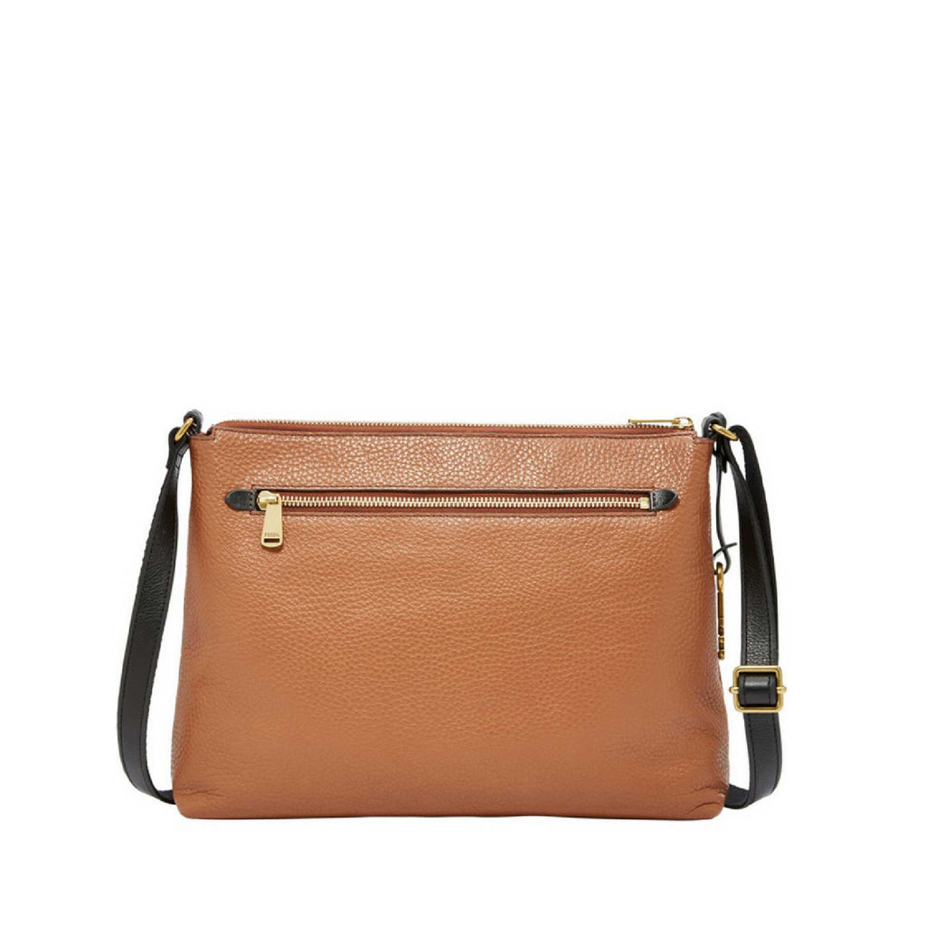 Fossil ZB7378994 Kinley Large Crossbody Neutral Multi