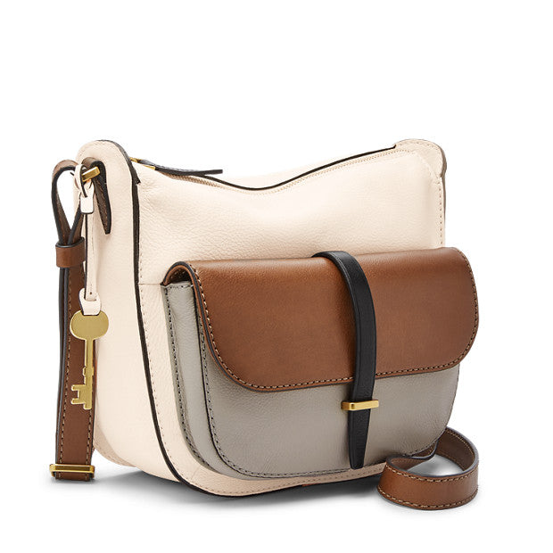 Fossil ZB7483994 Ryder Crossbody Neutral Multi