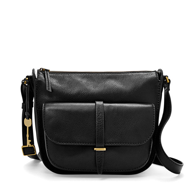 Fossil Zb7411001 Ryder Crossbody Bag Black