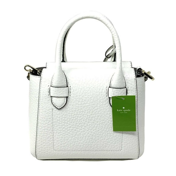 Kate Spade Wkru5836 New York Carter Kylie Crossbody Bag Bright White