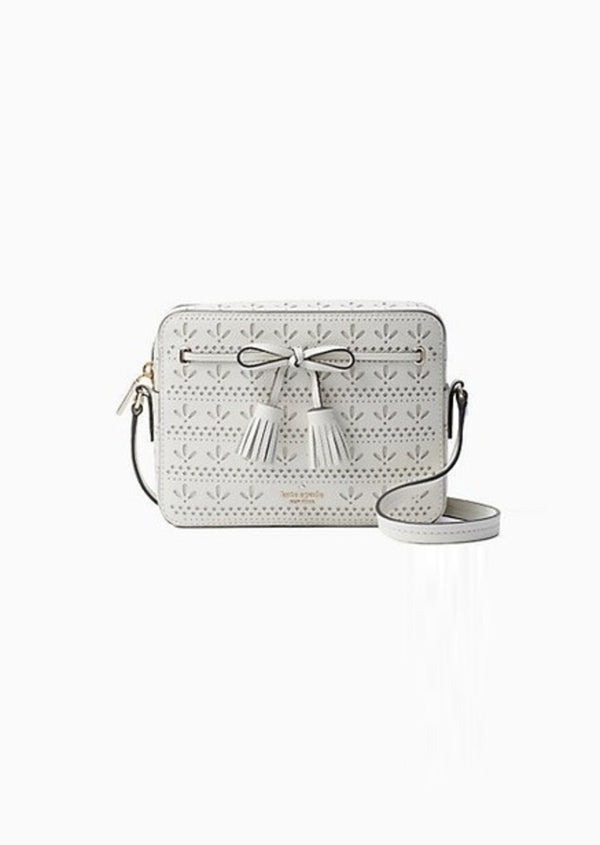 Kate Spade Wkru5949  Hayes Camera Bag Bright White
