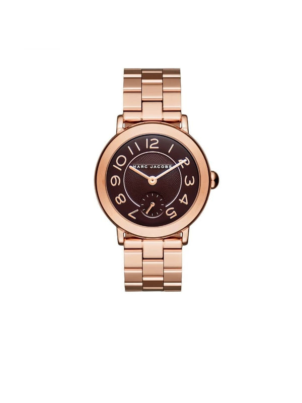 Marc Jacobs MJ3489 Riley Rose Gold Stainless Steel Bracelet