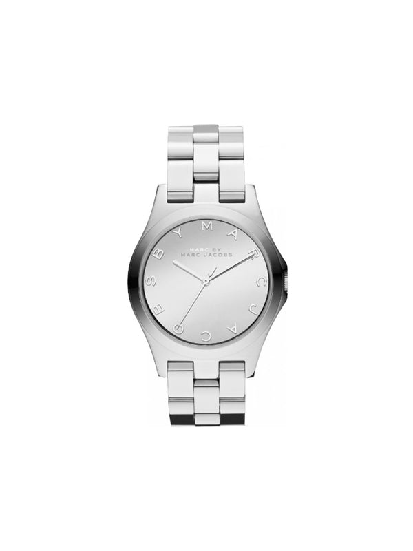 Marc Jacobs MBM3210 Womens Henry Silver Watch