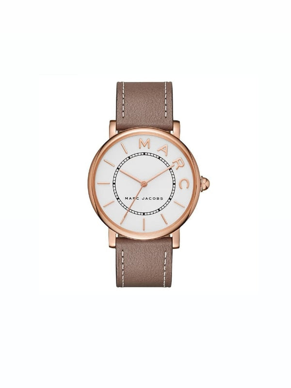 Marc Jacobs MJ1533  Roxy White Brown Watch