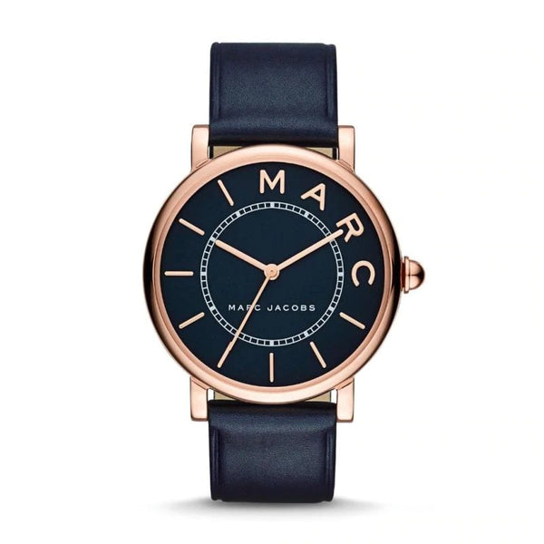 Marc Jacobs MJ1534 Roxy Ladies Dial Navy Leather Strap