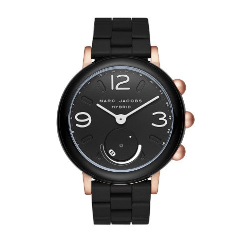 Marc Jacobs Mjt1006 Riley Hybrid Smartwatch Rose Gold