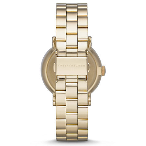 Marc by Marc Jacobs MBM3281 Baker Gold-Tone Ladies Watch