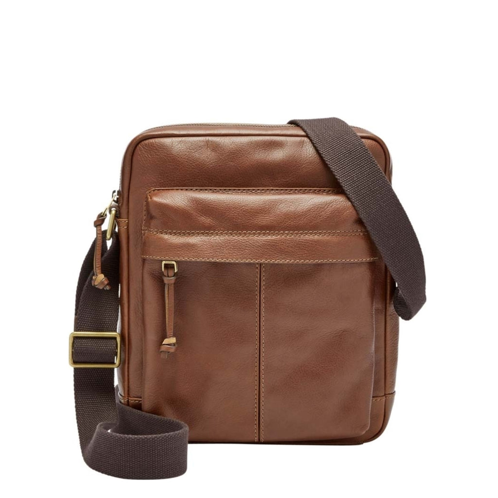 Fossil Defender Ns City Brown