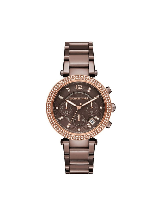Michael Kors MK6378 Parker Chronograph Watch
