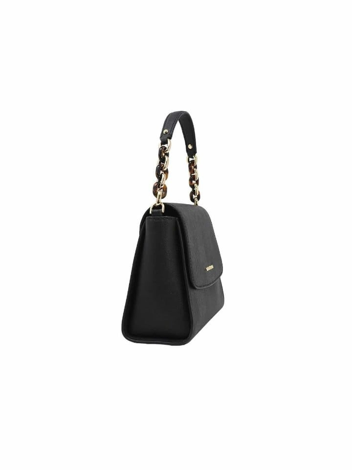 Michael Kors 35F8GO5S5L Sofia Small Ew Satchel Black
