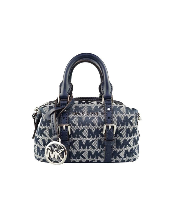Michael Kors 35H9SYJCOJ Duffle Crossbody Ginger Navy Multi