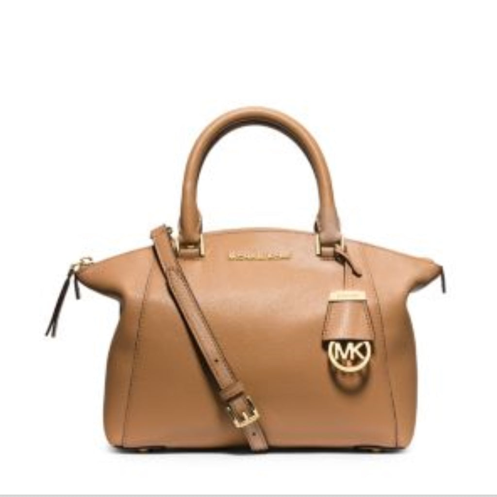 Michael Kors 35S8GRLS1L  Riley Small Satchel Lugage