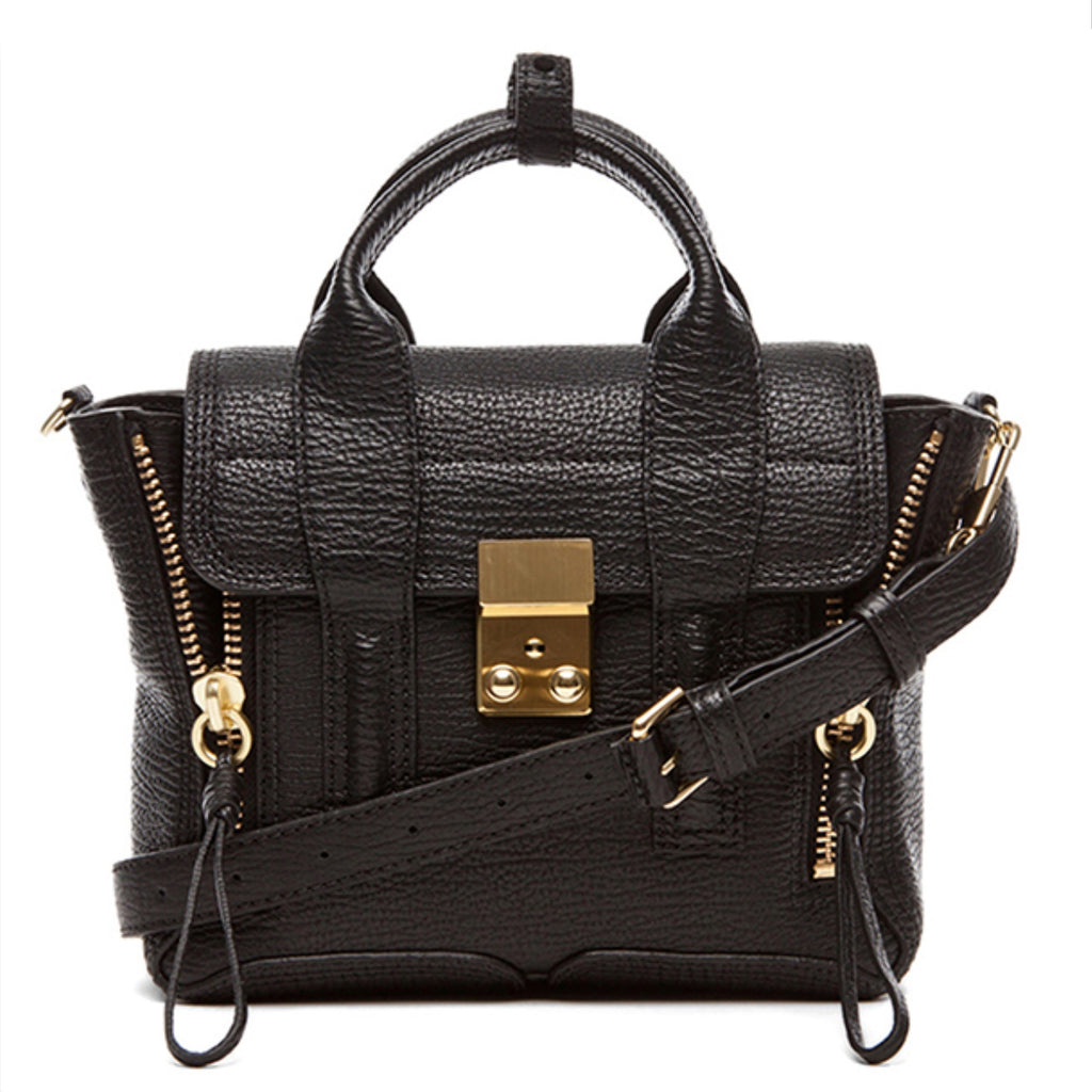 Phillip Lim 24734389 Mini Pashli Black