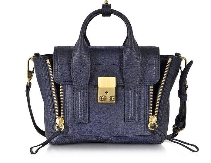 Phillip Lim 24734389 Mini pashli Ink Blue