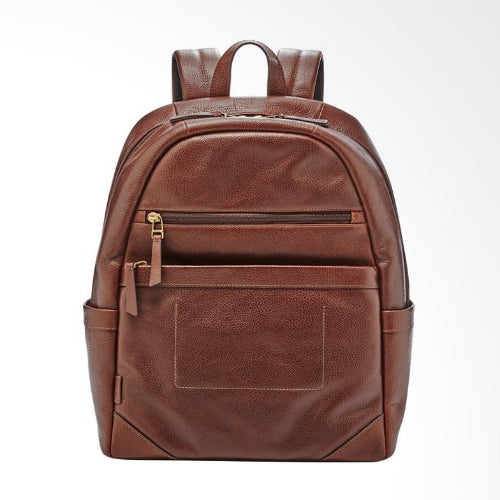 Fossil Travis Backpack Brown