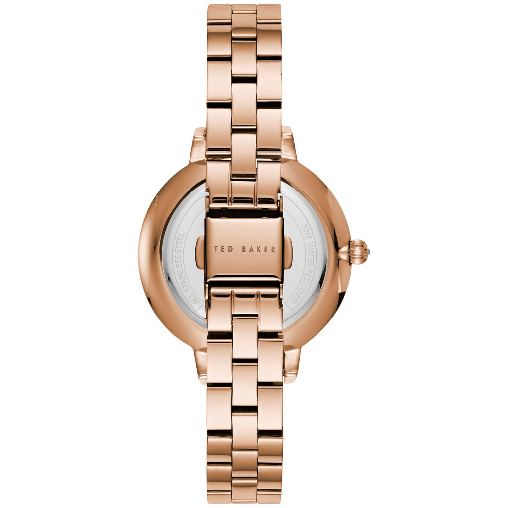 Ted Baker Te50005003 Kate Pink Fairy Crystal Rose Gold Watch