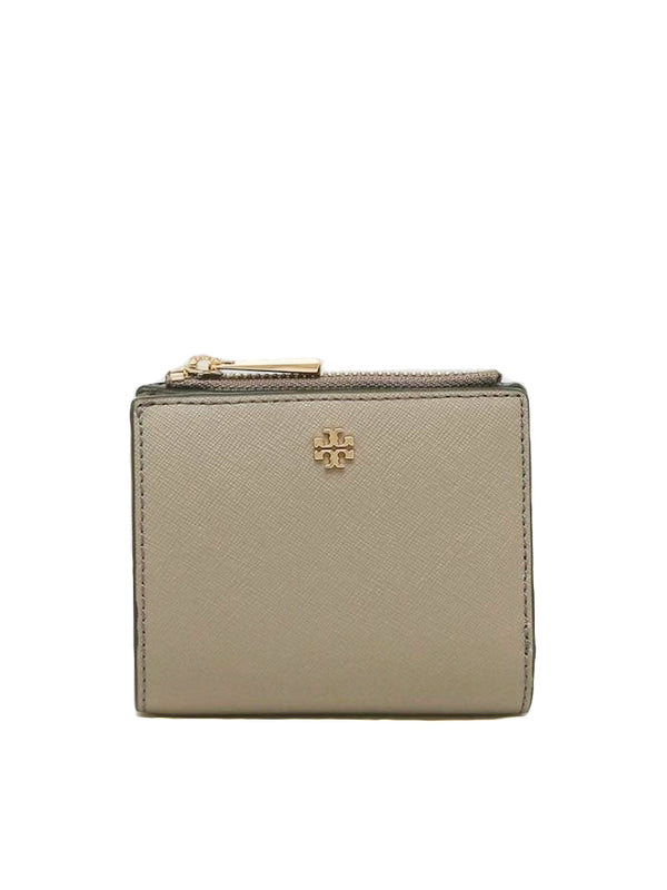 Tory Burch 52902 Emerson Mini Wallet French Gray