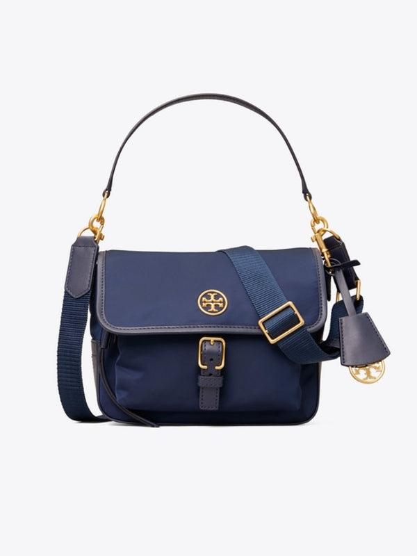 Tory Burch 74651 Piper Crossbody Royal Navy