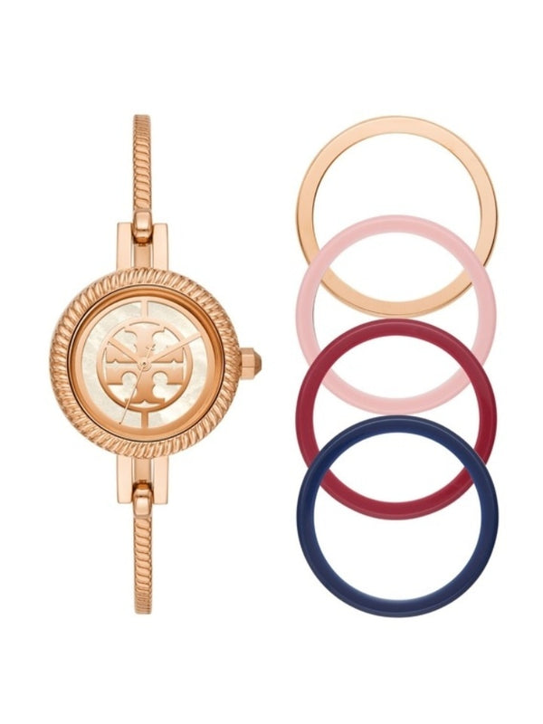 Tory Burch Tbw4037 Reva Rose Gold Watch