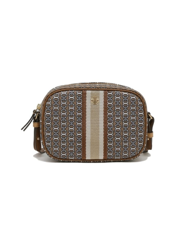 Tory Burch 57743 Gemini Ink Canvas Light Umber