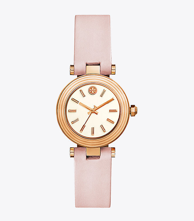 Tory Burch Tbw9008 Classic T Pink Watch
