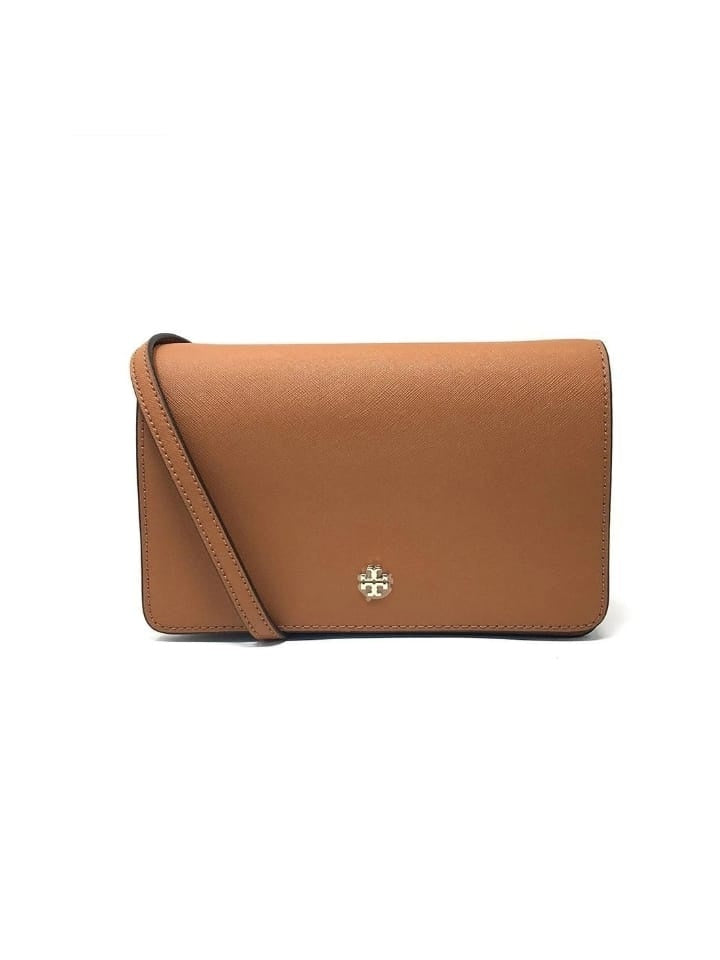 Tory Burch 58440 Emerson Combo Crossbody Cardamom