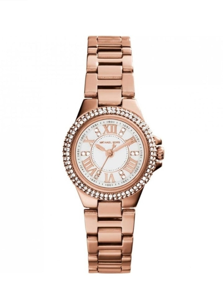 Michael Kors MK3253 Mini Camille Rose Gold Watch