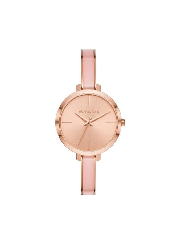Michael Kors MK4343  Jaryn Quartz Rose Gold Dial Ladies Watch