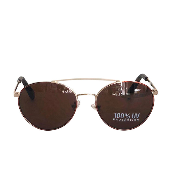 Fossil  FM119 Sunglasess Gold Tortoise
