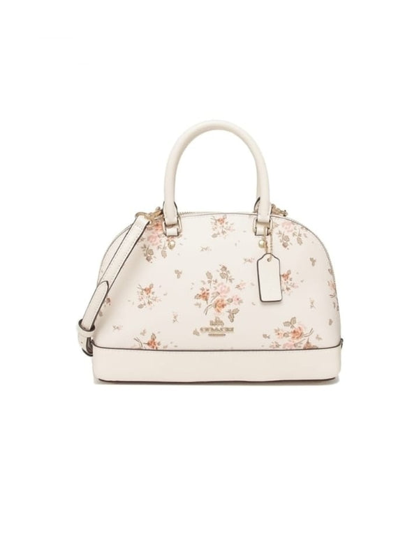 Coach 91430  Mini Sierra Bouqt Chalk Multi