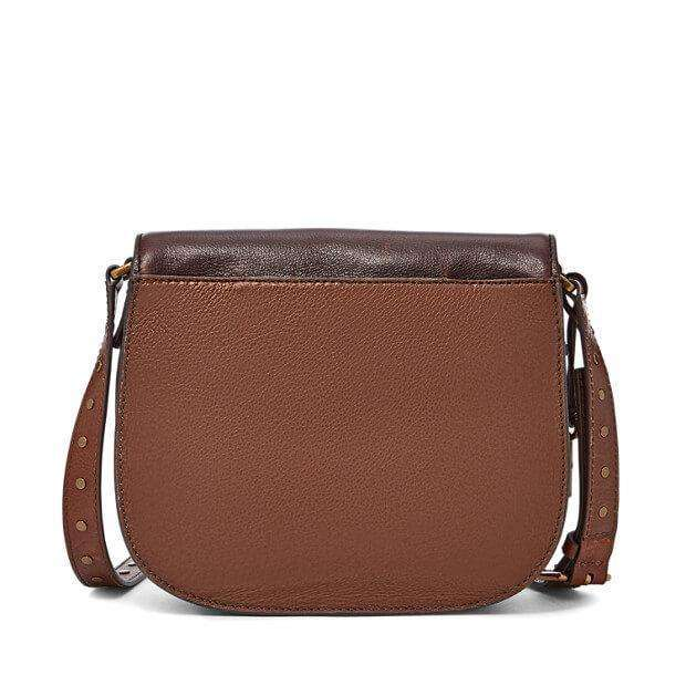 tas-Zb6916249-Fossil Emi Crossbody Saddlebag Multi Brown-Balilene