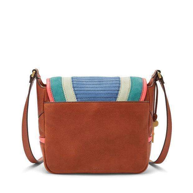 tas-ZB7167895-Fossil Lennox Small Saddle Bag Crossbody-Balilene
