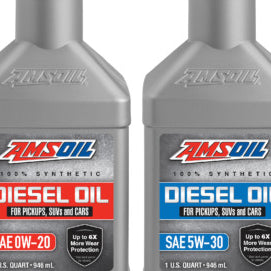 AMSOIL Supports New Smaller, Half-Ton Diesel's With Two New Oils!