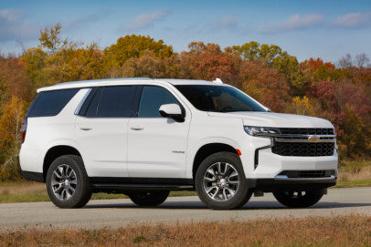 3.0L Duramax-Powered 2021 Chevrolet Tahoe Leads Mileage For SUV's
