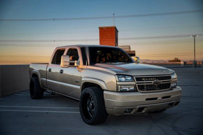 Brian Tom's '05 LLY Duramax Is Lethal On The Street's Of Phoenix