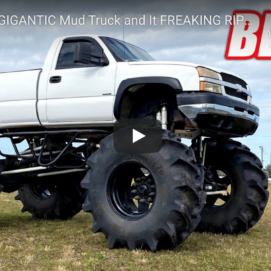 Cleetus McFarland Adds Another Diesel-Powered Machine To The Fleet!