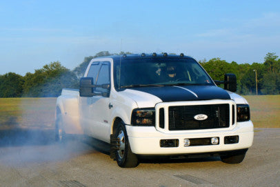 Dino's Dream: Alec Russell's 2004 Ford F-350 Honors His Father
