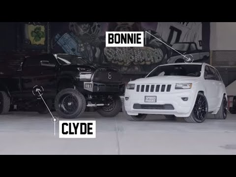 DIESEL POWER GEAR | ALVIN PICKS UP BONNIE AND CLYDE #dieselpowergear #giveaway #bonnieandclyde