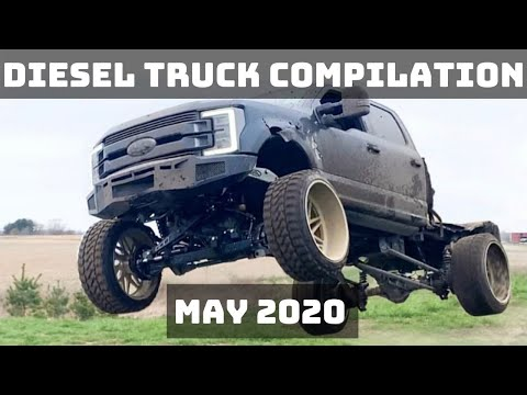 DIESEL TRUCK COMPILATION | MAY 2020