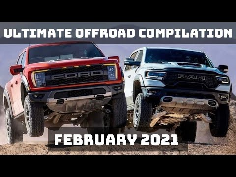 ULTIMATE OFFROAD COMPILATION | FEBRUARY 2021
