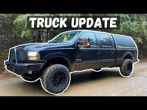 6.0 Powerstroke Truck Update!