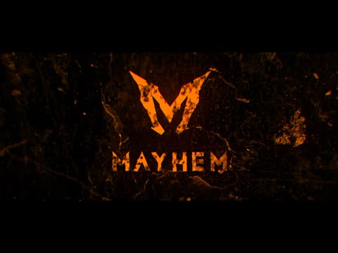 New Giveaway: MAYHEM