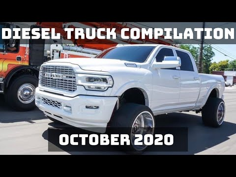 DIESEL TRUCK COMPILATION | OCTOBER 2020