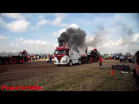 ULTIMATE DIESEL TRUCK FAILS!!!!