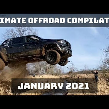 ULTIMATE OFFROAD COMPILATION | JANUARY 2021