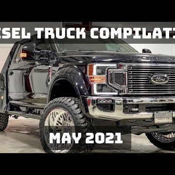 DIESEL TRUCK COMPILATION | MAY 2021