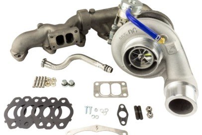 Industrial Injection Dropped The Phatshaft Thunder 330 Turbo Kit