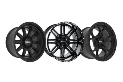 Quick Hit: WELD Launches Three New Off-Road Wheels